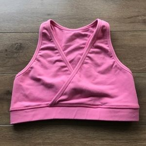 Lululemon Athletic tank Top Pink Sz 2